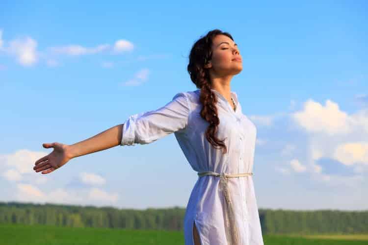 Η αναπνοή είναι η γνώση της εσωτερικής μας αλήθειας