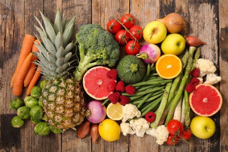 Αντιοξειδωτικές τροφές: Ποια είναι η επίδρασή τους στον εγκέφαλο