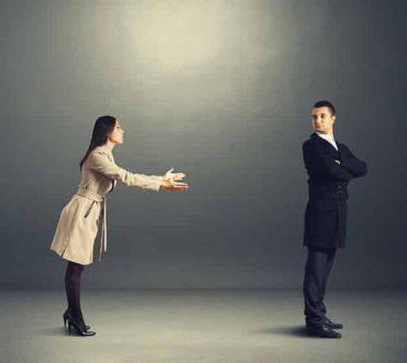 Απολογείστε συνεχώς και για τα πάντα; 5 τρόποι να μη μοιράζετε περιττές συγγνώμες