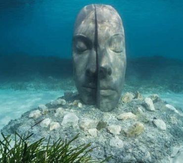 Κάννες: Υποβρύχιο μουσείο προστατεύει τη θαλάσσια ζωή στη θάλασσα της Μεσογείου
