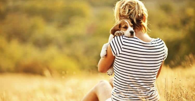 5 εκπληκτικοί τρόποι που ο σκύλος σας μπορεί να βελτιώσει την ποιότητα της ζωής σας