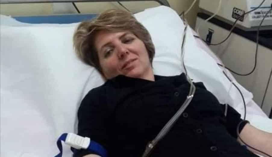 Ιωάννα Λάγκα: Η Ελληνίδα που χάρισε ζωή σε έναν «άγνωστο» ασθενή με λευχαιμία