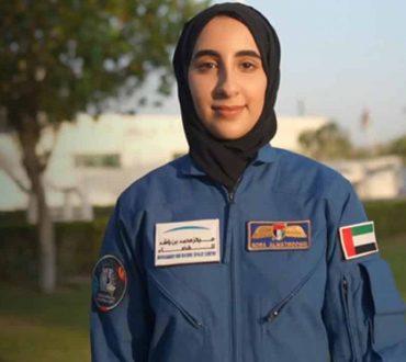 NASA: Η Νόρα αλ Ματρουσί είναι η πρώτη γυναίκα αστροναύτης αραβικής καταγωγής