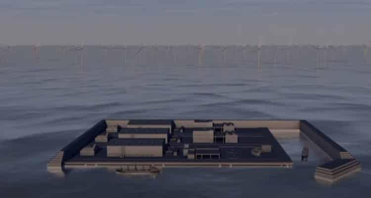 Δανία: Το πρώτο τεχνητό ενεργειακό νησί θα παρέχει ηλεκτρισμό σε 3 εκατομμύρια σπίτια