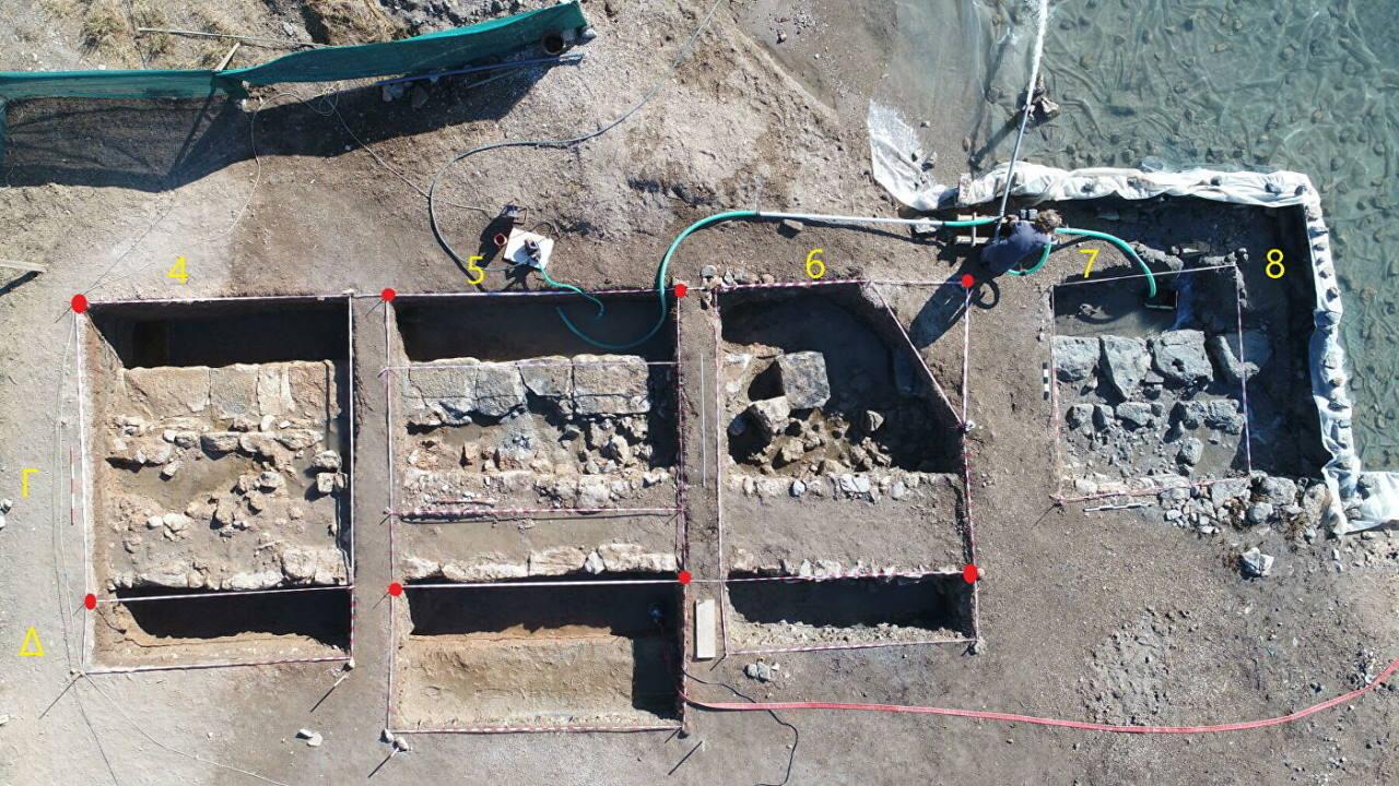 Σαλαμίνα: Σημαντικά τα ευρήματα από την τελευταία υποβρύχια ανασκαφή