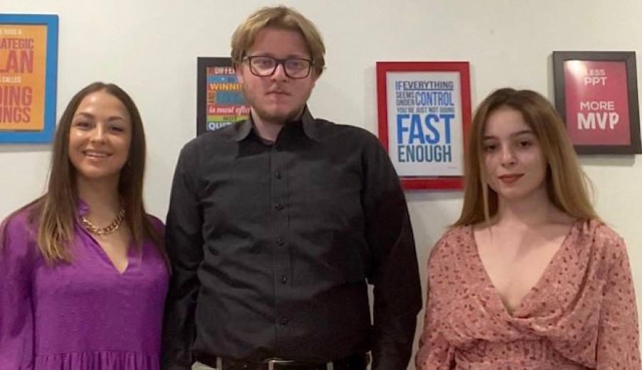 Amie: Έλληνες φοιτητές δημιούργησαν «έξυπνη» συσκευή κατά της σεξουαλικής κακοποίησης