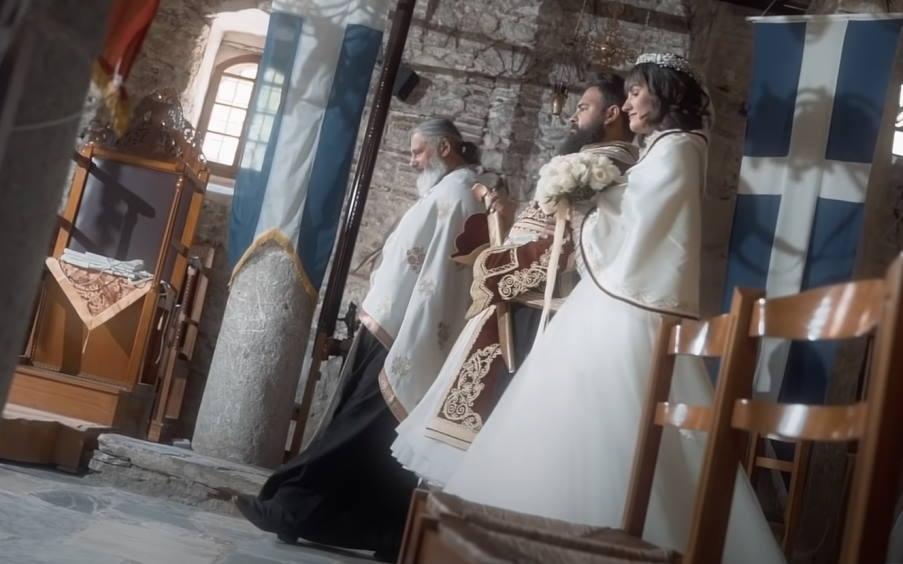 Ο Γάμος της Χρονιάς! Ζευγάρι από τα Τρίκαλα τιμά τα 200 Χρόνια από την Ελληνική Επανάσταση (βίντεο)