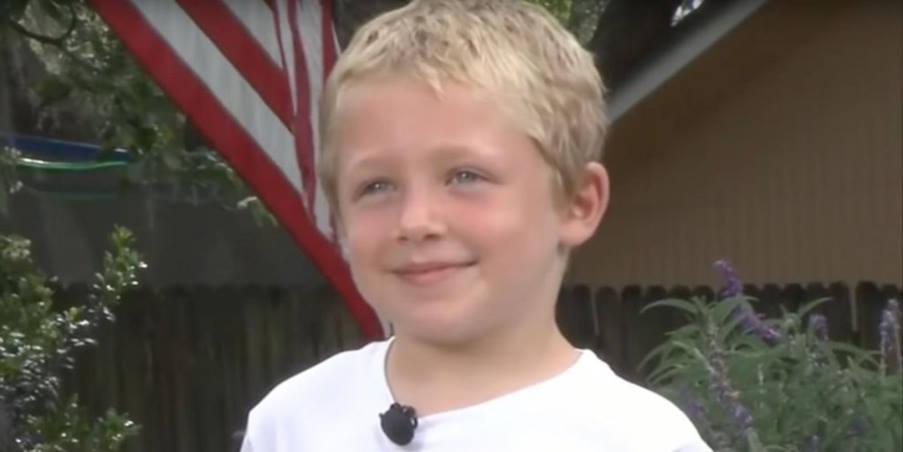 Φλόριντα: 7χρονο αγόρι κολύμπησε μία ώρα μέχρι την ακτή για να σώσει τον πατέρα και την αδερφή του