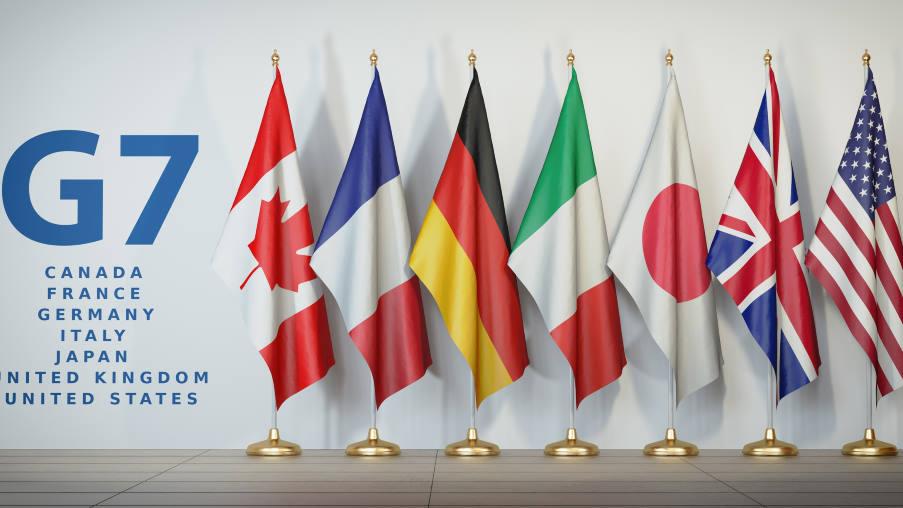 «Ιστορική» συμφωνία των G7 για επιβολή ελάχιστου φόρου στις μεγάλες πολυεθνικές εταιρίες