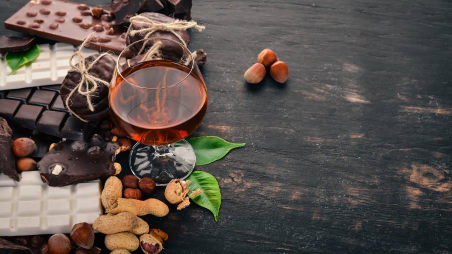 Τι κοινό έχουν η σοκολάτα, το κρασί και το πράσινο τσάι;