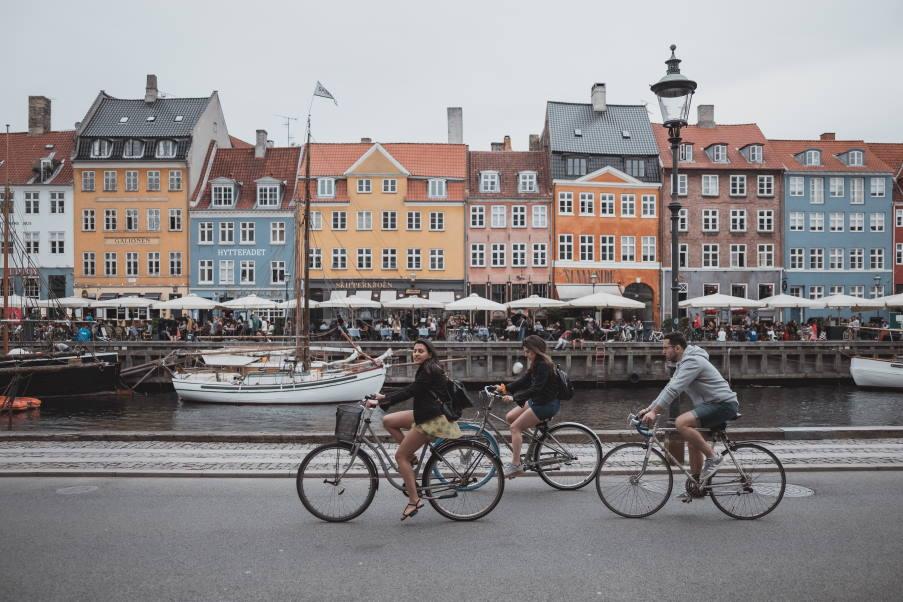 8 πόλεις που εστιάζουν στο ποδήλατο και το περπάτημα – όχι στη χρήση αυτοκινήτου