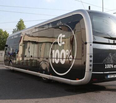 Η Αθήνα θα αποκτήσει τα πρώτα ηλεκτρικά λεωφορεία το 2022 – Πρώτες δοκιμές στους δρόμους της Κυψέλης