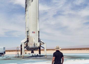 Διαστημικός τουρισμός: Οι πύραυλοι εκπέμπουν 100 φορές περισσότερο CO₂ ανά επιβάτη από ό,τι οι αεροπορικές πτήσεις