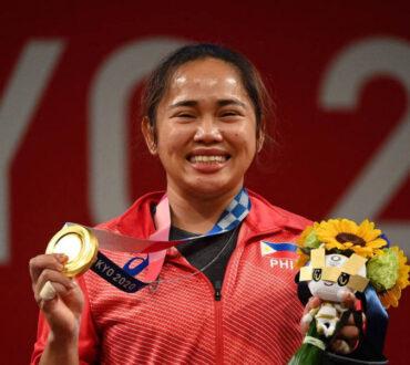 Οι Φιλιππίνες κερδίζουν το πρώτο χρυσό Ολυμπιακό μετάλλιο μετά από σχεδόν 100 χρόνια