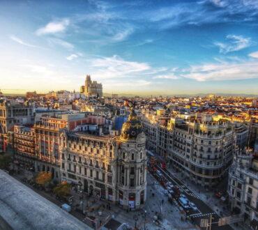 Μαδρίτη: Τεράστιος δασικός δακτύλιος θα μειώσει τα επίπεδα θερμότητας και τις εκπομπές CO2