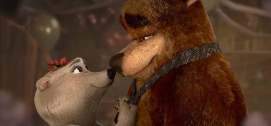 Bear with me: Μια τρυφερή animation ταινία για την αιώνια αγάπη δύο αρκούδων! (Βίντεο)