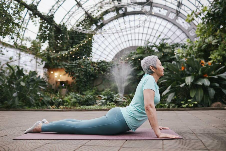 Έρευνα: Ο μεταβολισμός δεν επιβραδύνεται στη μέση ηλικία, όπως συνήθως πιστεύεται