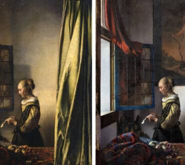 Ένας κρυμμένος «Έρωτας» αποκαλύφθηκε σε πίνακα του Vermeer μετά από εργασίες αποκατάστασης