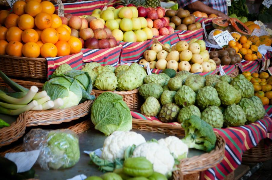 Τα πολύχρωμα φρούτα και λαχανικά μπορούν να μειώσουν τον κίνδυνο γνωστικής εξασθένισης