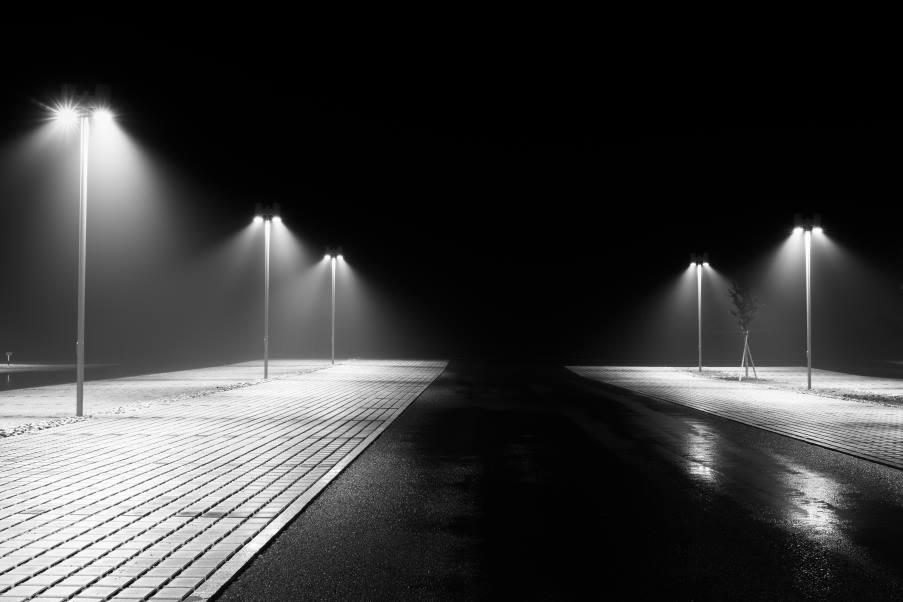 Η φωτορύπανση από τις λάμπες του δρόμου συνδέεται με μείωση των εντόμων