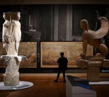 Η πλούσια ιστορία της αναδυόμενης Ελλάδας σε μια επετειακή έκθεση στο μουσείο του Λούβρου