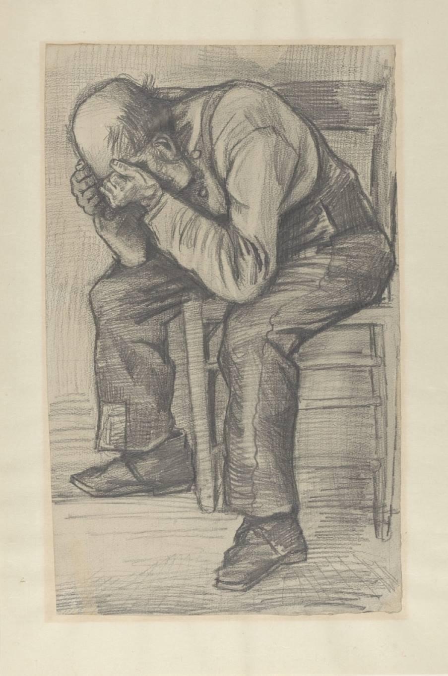 Πρόσφατα αναγνωρισμένο σκίτσο του Βίνσεντ Βαν Γκογκ εκτίθεται για πρώτη φορά σε μουσείο