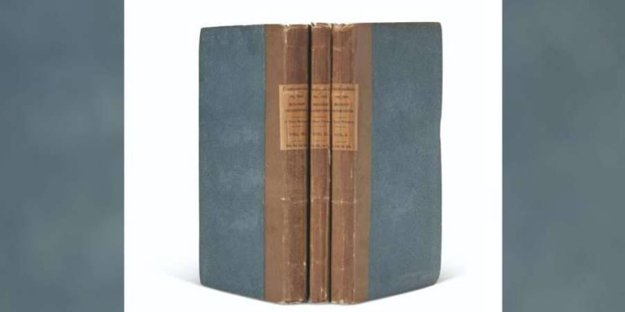 Η πρώτη έκδοση του «Φρανκενστάιν» πωλήθηκε στην τιμή ρεκόρ των 1,17 εκατομμυρίων δολαρίων