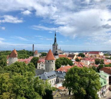 Το Ταλίν της Εσθονίας είναι η Πράσινη Πρωτεύουσα της Ευρώπης για το 2023