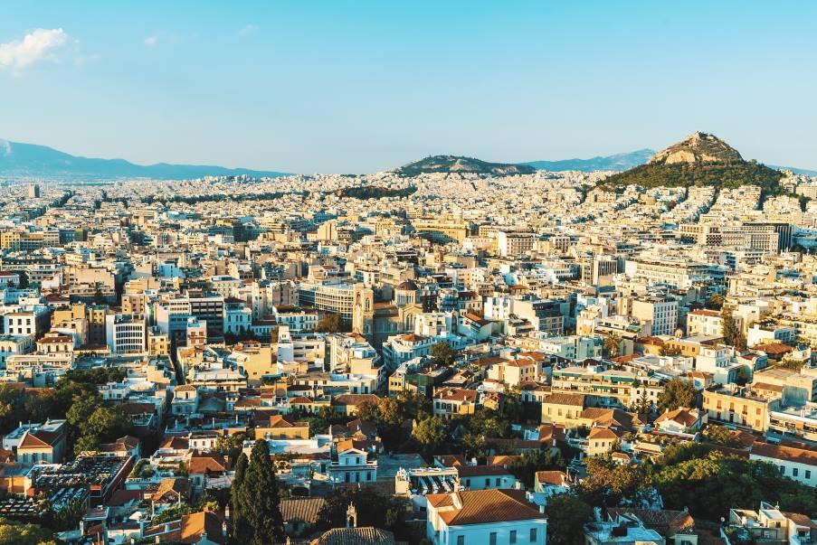 Η Αθήνα είναι μεταξύ των πρωτευουσών της Ευρώπης με την υψηλότερη θνησιμότητα λόγω της έλλειψης πρασίνου