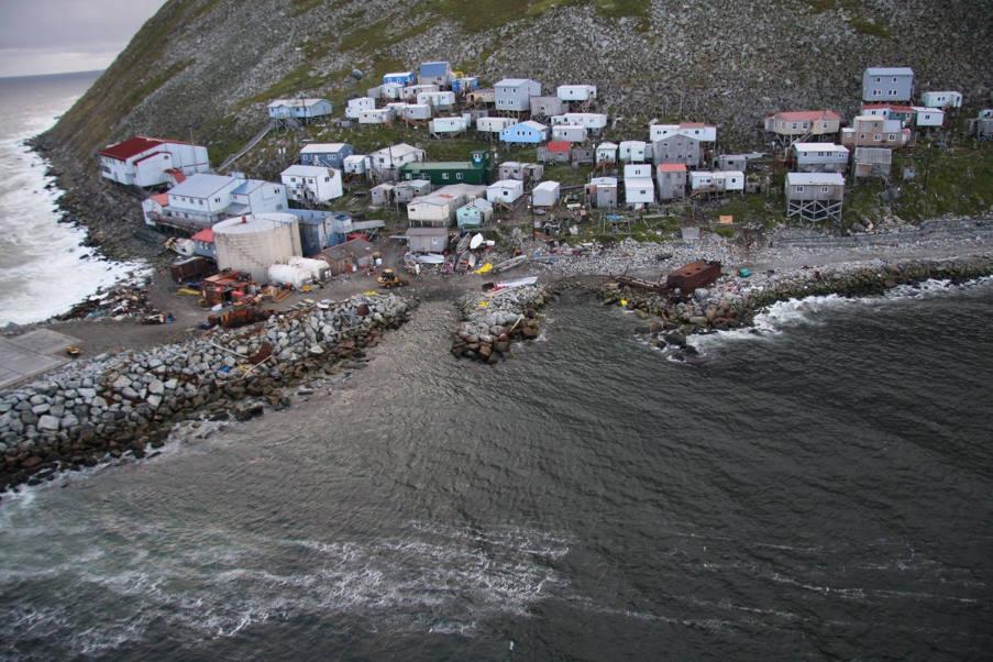 Diomidei-Inseln: Sie sind nur 5 Kilometer voneinander entfernt, aber 21 Stunden voneinander entfernt