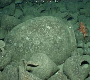 Κύθηρα: Εντυπωσιάζουν τα ευρήματα από αρχαιολογική έρευνα σε ναυάγιο της περιοχής
