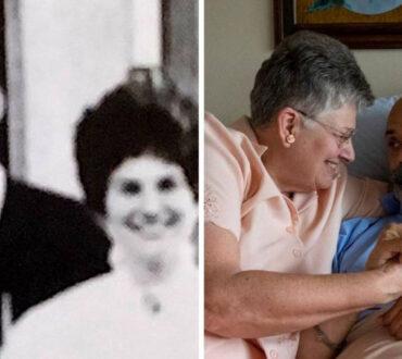 Πριν από 42 χρόνια, διαφυλετικό ζευγάρι αναγκάστηκε να χωρίσει - Σήμερα είναι και πάλι μαζί