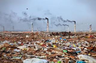 μολυνση σκουπιδια