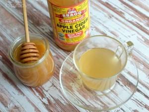 μέλι και μηλόξυδο για την ιγμορίτιδα